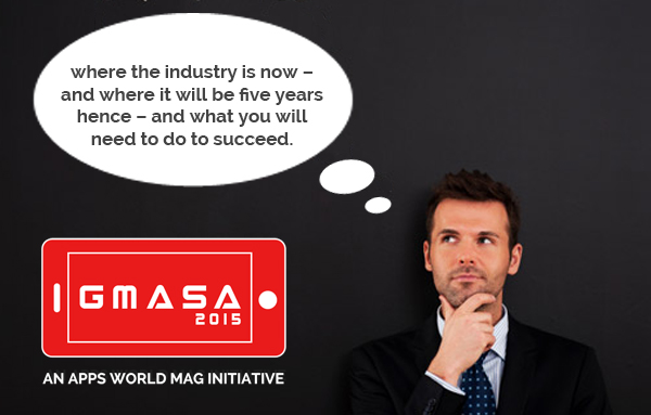 The GMASA 2015 Speaker Line-up